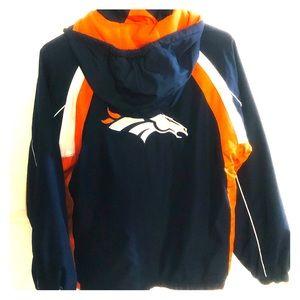 NFL Reebok Denver Broncos Jacket